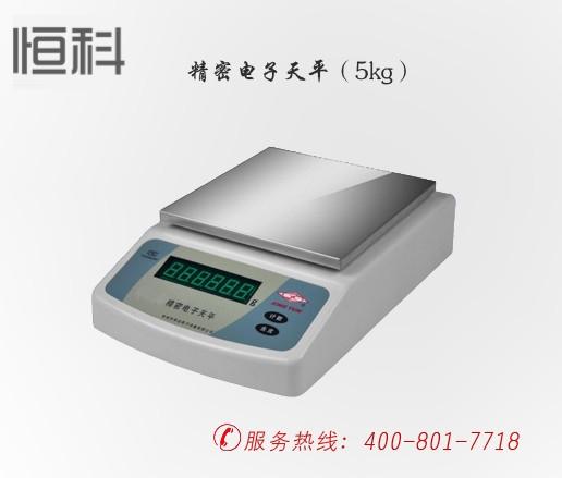 精密电子天平(5kg)